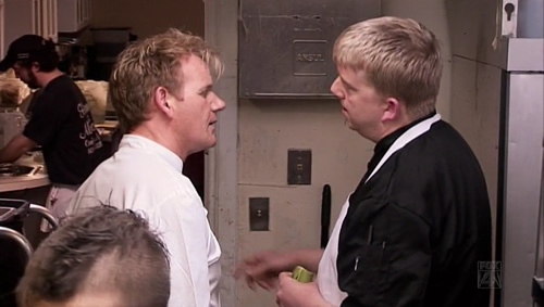 Gordon Ramsay Kitchen Nightmares Olde Hitching Post