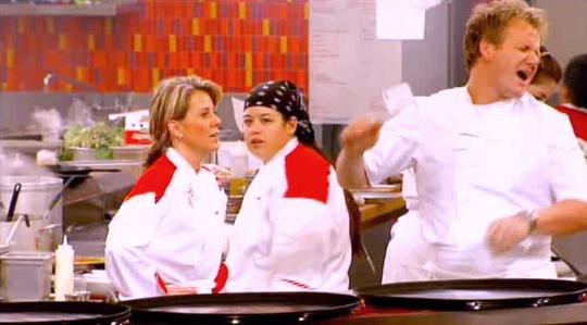 Kitchen Nightmares Commercial