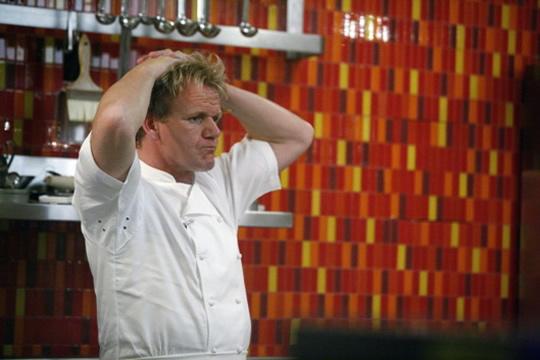 Hells Kitchen Tonight