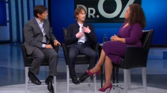 Grant achatz on the oprah winfrey show video eat me daily