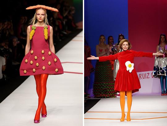 super popular ac0dd f3336 Food-Inspired Fashion by Agatha Ruiz de la Prada – Eat Me Daily