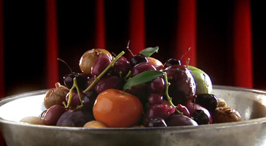 Meat Fruit' on Heston Blumenthal's Medieval Feast [video] – Eat Me Daily