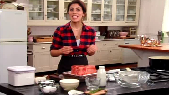 Food Network Rachael Ray Baked Apples