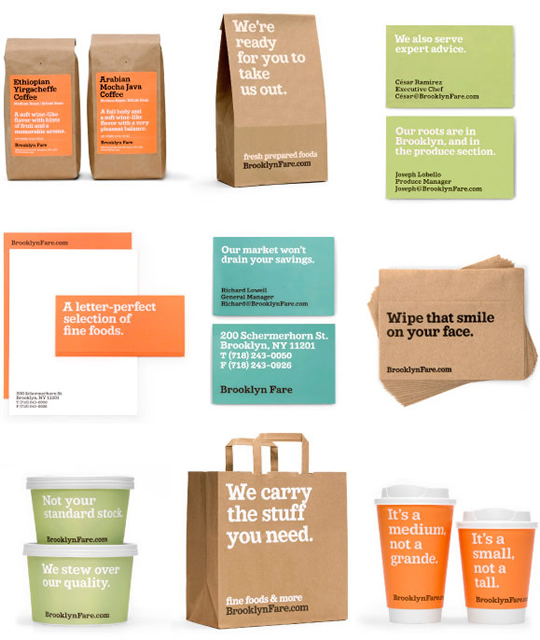 Brooklyn Fare's Packaging and Graphic Design – Eat Me Daily