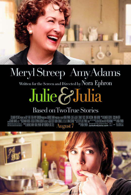 The Redesign of the Julie & Julia Book Cover – Eat Me Daily