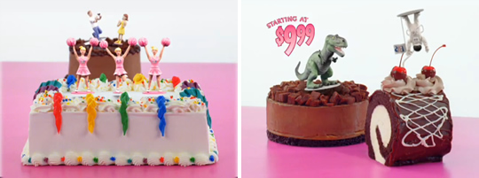 BaskinRobbins Ice Cream and Cake Commercial video Eat Me Daily