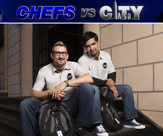 Foodnetwork Com The Kitchen: Food Network's Chef Vs City: Episode By Episode