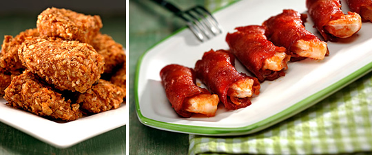 boneless buffalo wings. hot oneless buffalo wings