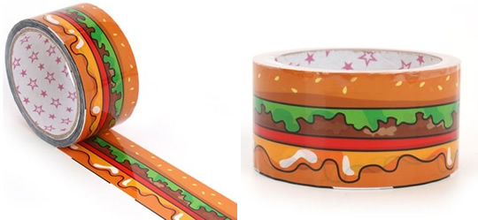 cheeseburger-tape