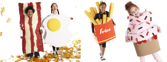 good eats halloween costumes - Halloween Food Costume