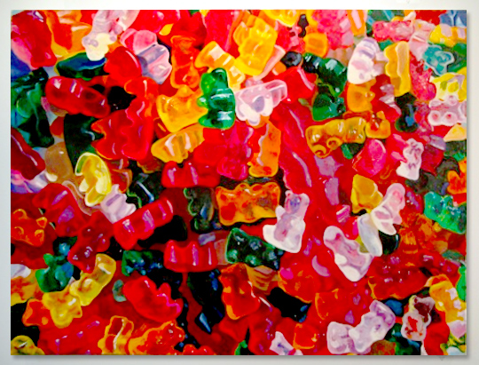 eat-the-art-gummy-bear-orgy