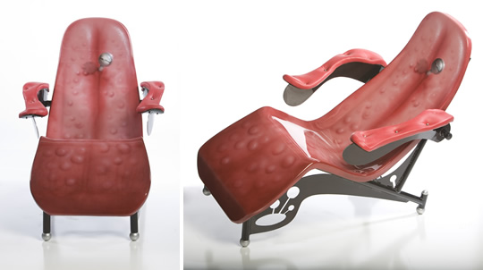 tongue-chair