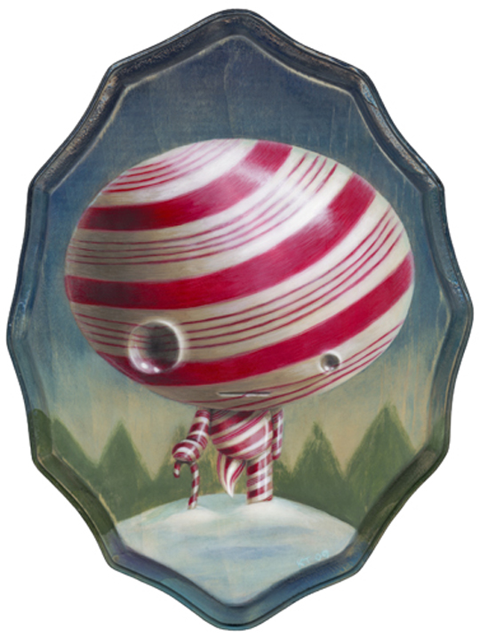 Peppermint Gimp