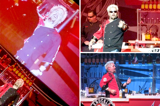 Guy Fieri Roadshow Report