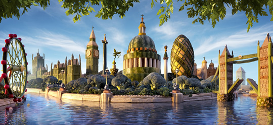 london-skyline-fruit-vegetables