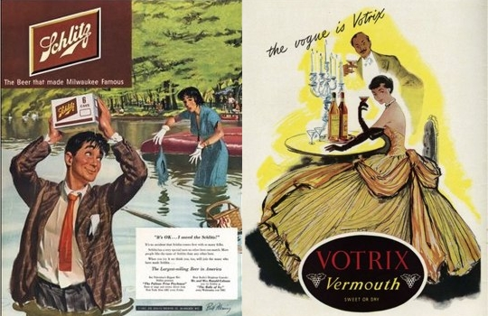 1950s Drinks