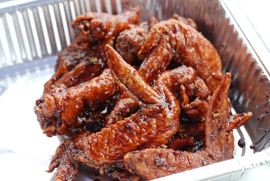 HellYeah Chicken wings