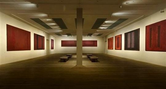 Britain Rothko Show